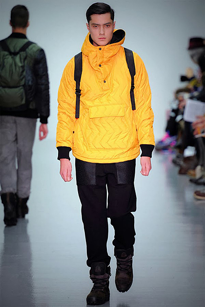 Christopher Raeburn Autumn/Winter 2014 Menswear