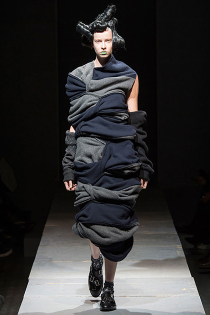 Comme Des Garcons Paris Fashion Week