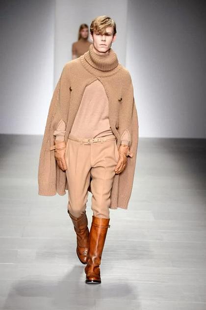 London Fashion Week Fall 2014: DAKS