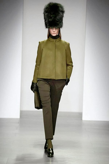 London Fashion Week Fall 2014: DAKS