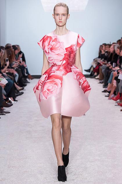 Paris Fashion Week Fall 2014: Giambattista Valli