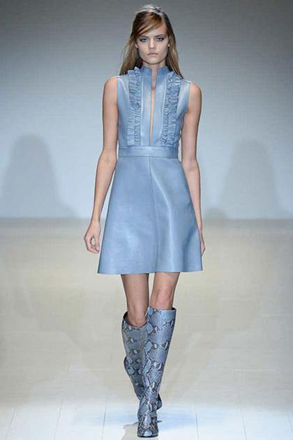 Milan Fashion Week Fall 2014: Gucci