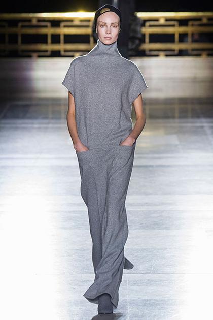 Paris Fashion Week Fall 2014: Haider Ackermann