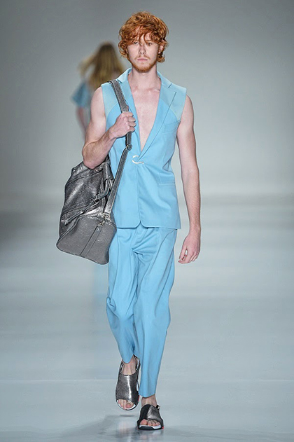 João Pimenta Spring/Summer 2015, Photo Courtesy of FFW