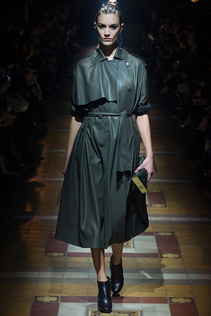 Paris Fashion Week Fall 2014: Lanvin
