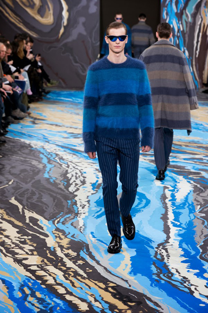 Louis Vuitton Autumn/Winter 2014 Menswear