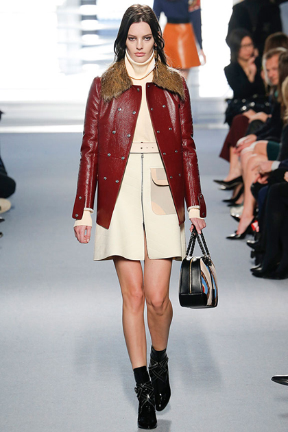 Paris Fashion Week Fall 2014: Louis Vuitton
