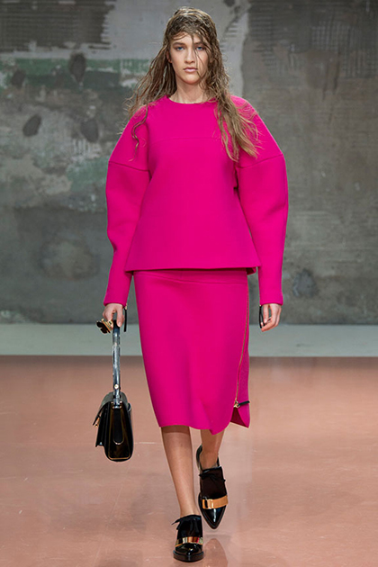 Milan Fashion Week Fall 2014: Marni