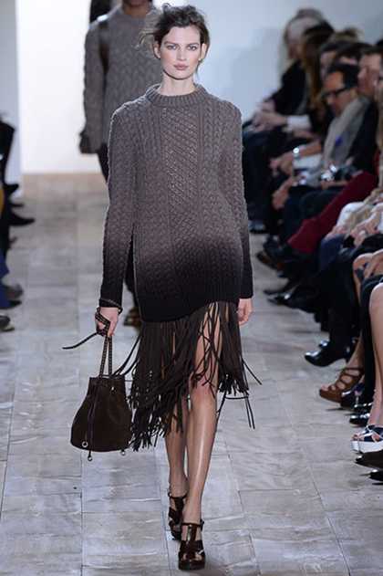 New York Fashion Week Fall 2014: Michael Kors
