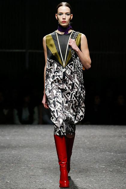 Milan Fashion Week Fall 2014: Prada