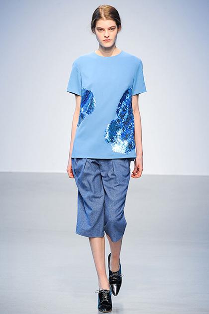 London Fashion Week Fall 2014: Richard Nicoll