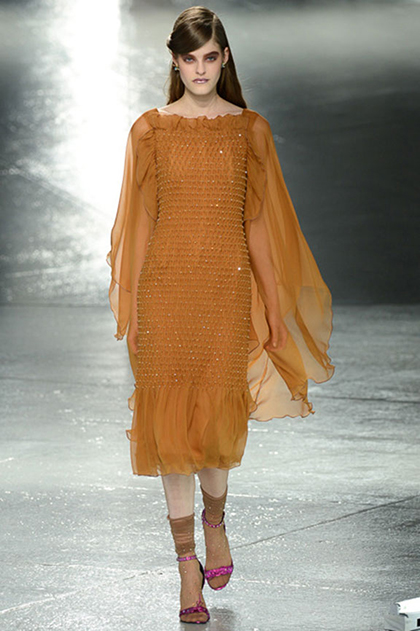 New York Fashion Week Fall 2014: Rodarte