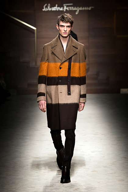Salvatore Ferragamo Autumn/Winter 2014 Menswear