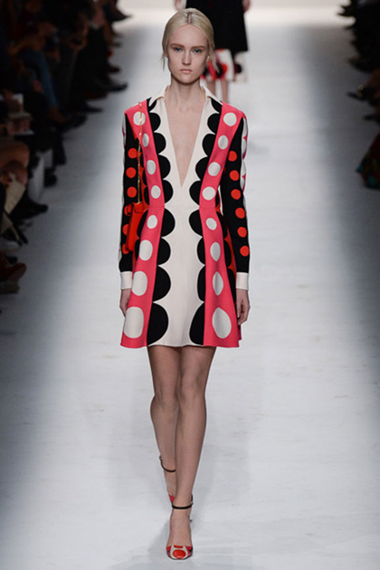 Paris Fashion Week Fall 2014: Valentino