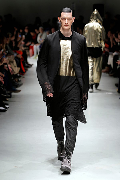 Vivienne Westwood Autumn/Winter 2014 Menswear