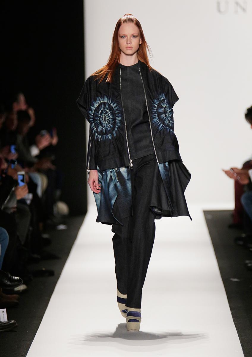 AAU's School of Fashion | Xiaowei Liu Fall 2015 Collection