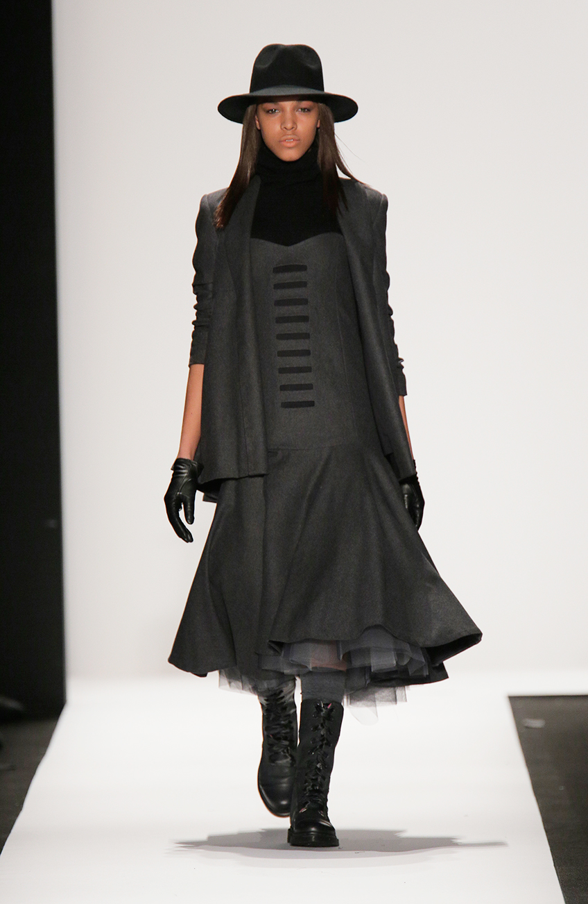 AAU's School of Fashion | Erin A.F. Milosevich Fall 2015 Collection