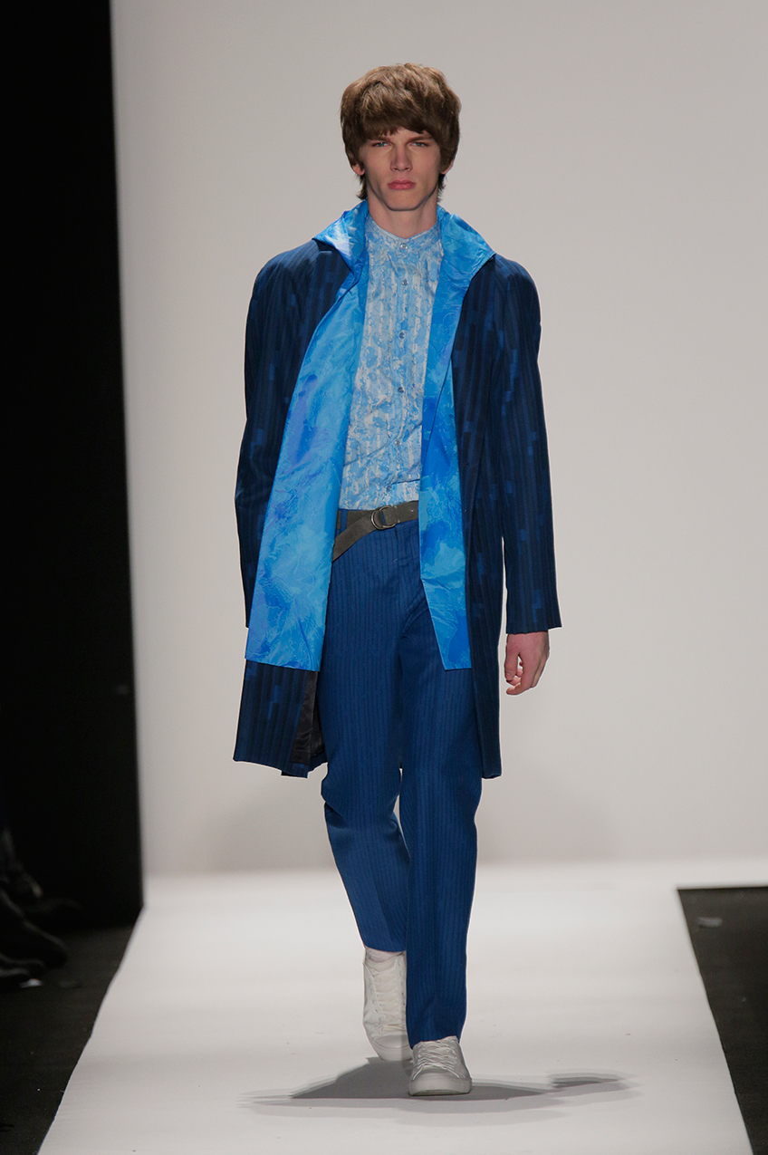 AAU's School of Fashion | Kevin C. Smith & Andrea Nyberg Fall 2015 Collection