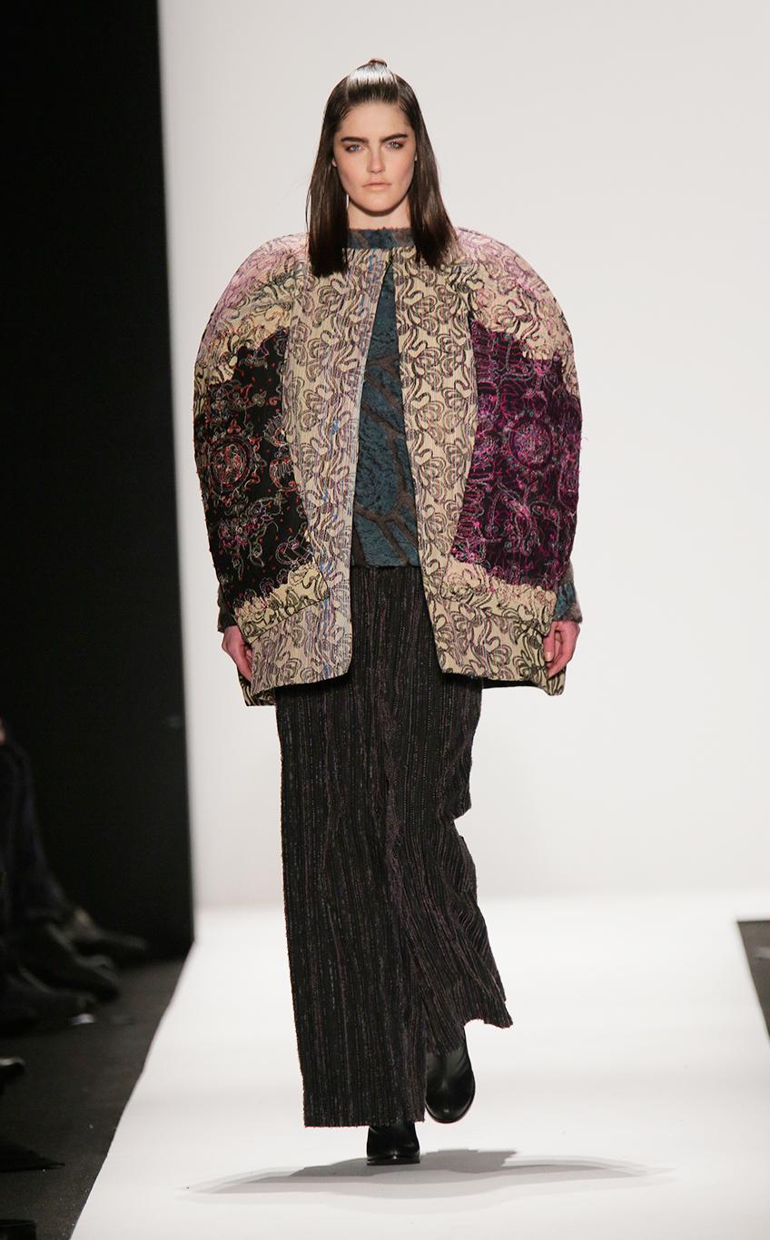 AAU's School of Fashion | Xue Yang & Oom Terdpravat Fall 2015 Collection