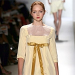 Neutral Colors Bloom at Fashion Week