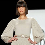 Michael Vollbracht Makes An Impression with His Collection for Bill Blass
