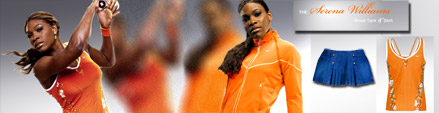The Serena Williams Collection from Nike
