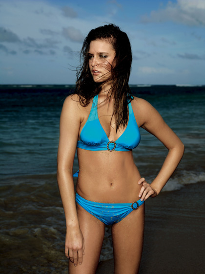 Star By Julien Macdonald Jewelled Ring Bikini Top £20/ €30 Bottoms £16/€24