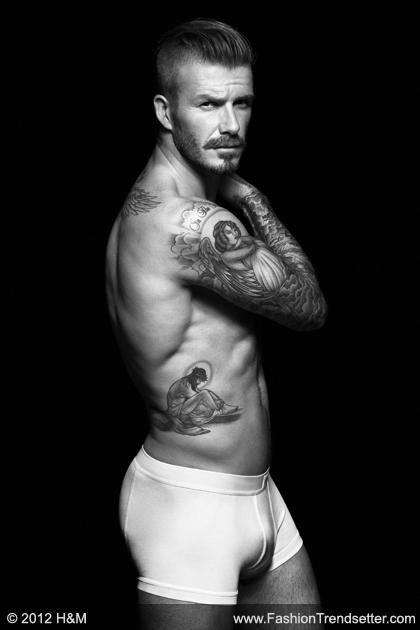 David Beckham Celebrates the Success of His Bodywear at H&M with a New Campaign