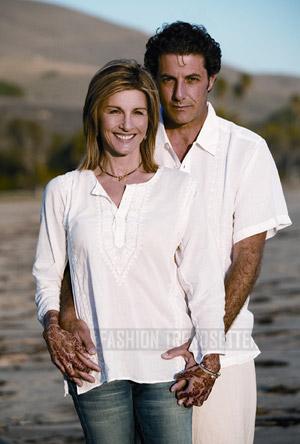Shaun and Carla Tomson