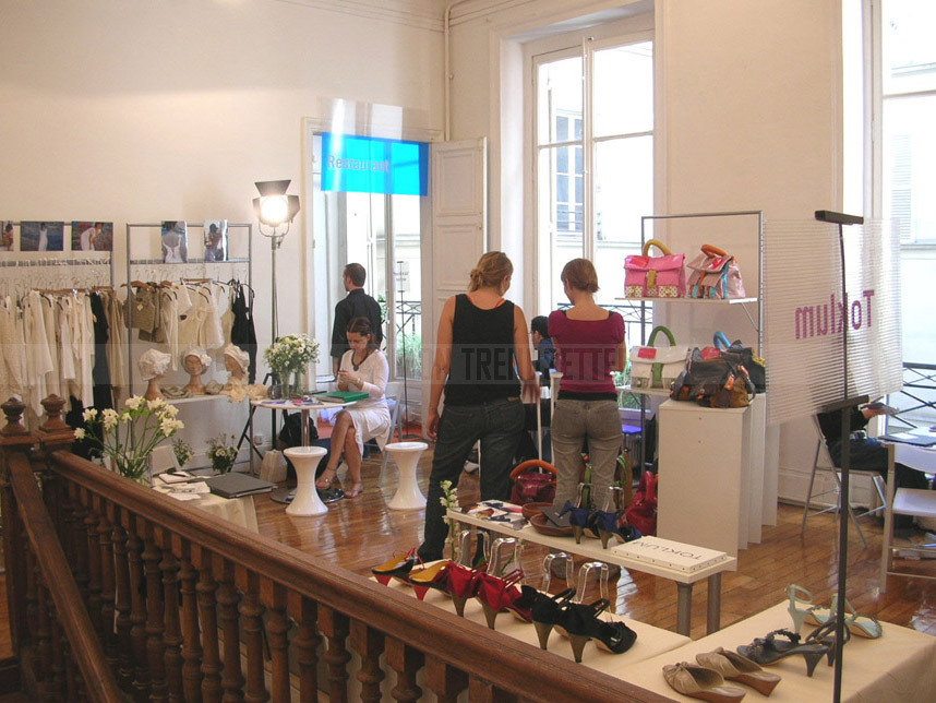 Le SHOWROOM, Winter 2006/2007