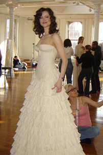 Fashion Show Fitting 2006