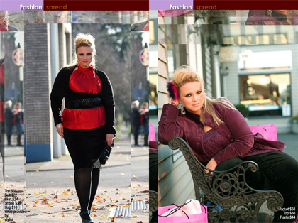 SKORCH Magazine: A New Fashion Magazine is Now Available for Plus-Size