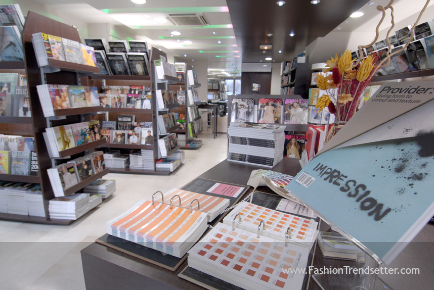 mode�information Opens Librairie De La Mode in Paris with a Unique Concept