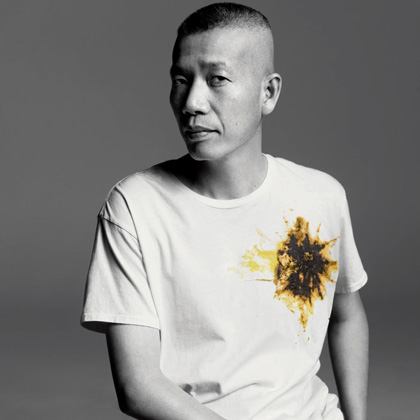 T-shirt designed by Cai Guo-Qiang ($28)