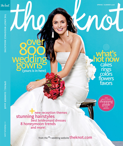 The Knot Unveils 2008's Most Creative Wedding Trends