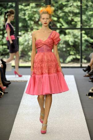 Luella bartley unveiled as designer of year at british fashion awards