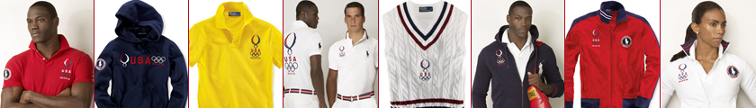 Ralph Lauren 2008 U.S. Olympic Team Collection