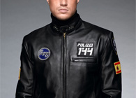 Polizei 144: Rally Racing Jackets by Seven Time Gumball Champion Alexander Roy
