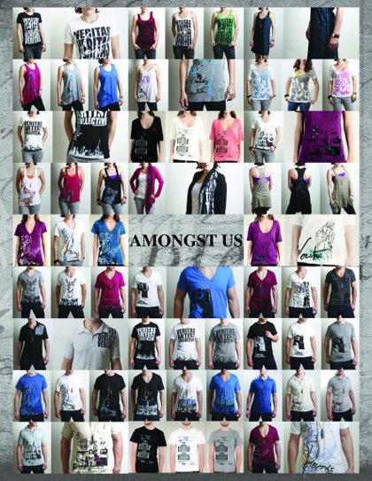 Veritas Launches Its New Collection - Amongst Us