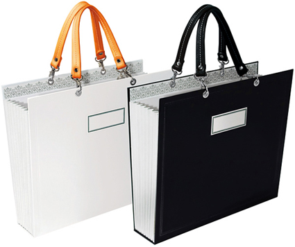 Audrey File Totes