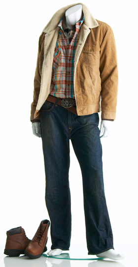 SEE > Men's Fall Looks From JCPenney
