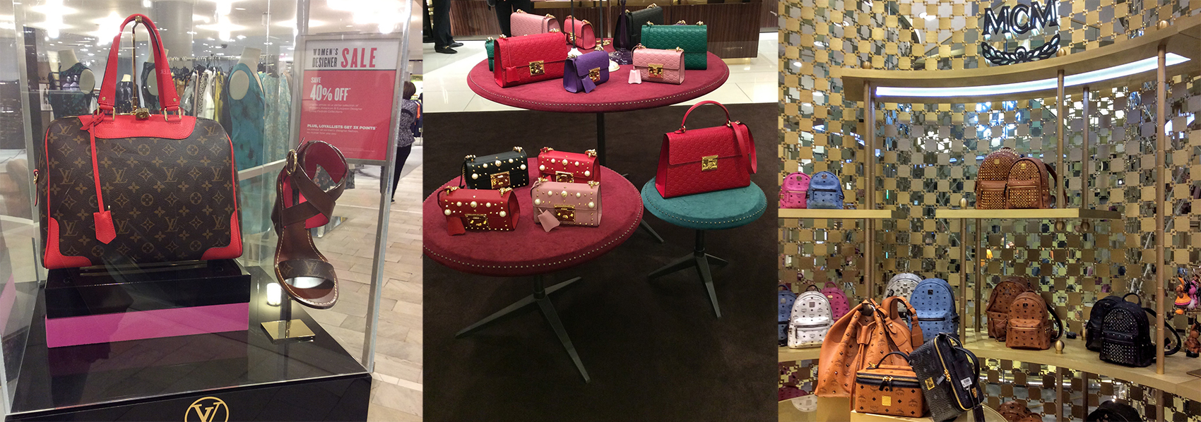Louis Vuitton Gucci Mcm In Trends At Bloomingdale S Fashion Trendsetter