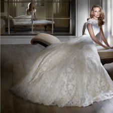 Caroline Castigliano's 'Power of Love' Bridal Collection