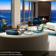 Jay Paul Company Debuts New Penthouse at 181 Fremont by Kendall Wilkinson Design