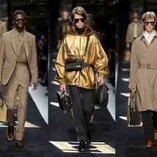 Fendi Menswear Collection Fall/Winter 2019/2020