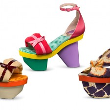 KENZO Spring/Summer 2011 Shoes