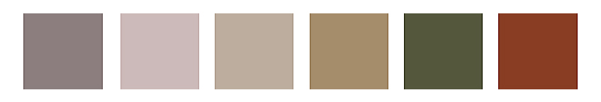 Key Theme II: Oxidised Colors - Interfilière Fashion & Color Trends Autumn/Winter 2014/15