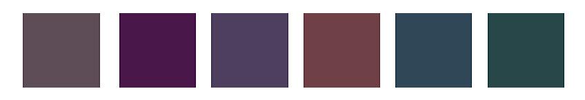 Key Theme III: Sumptuous Colors - Interfilière Fashion & Color Trends Autumn/Winter 2014/15