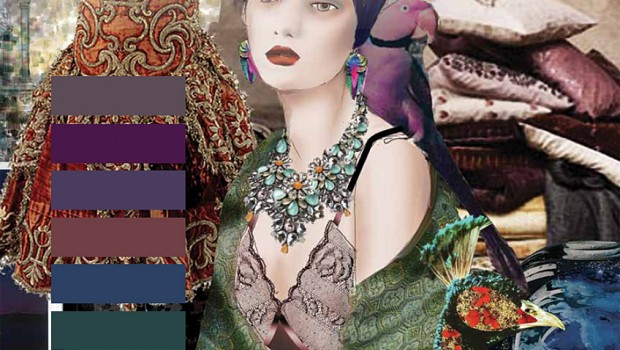Interfilière Fashion & Color Trends Autumn/Winter 2014/15