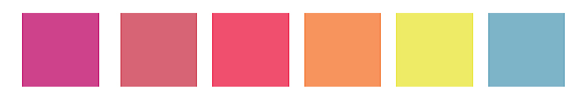 Key Theme IV: Playful Colors - Interfilière Fashion & Color Trends Autumn/Winter 2014/15
